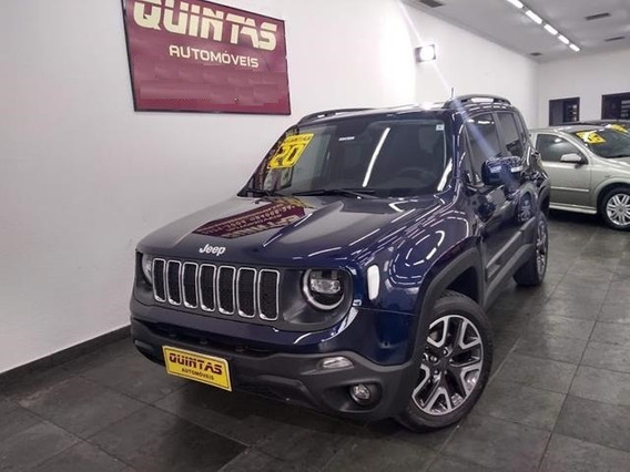 Jeep Renegade 2.0 Turbo Diesel Longitude 4x4 - 2020