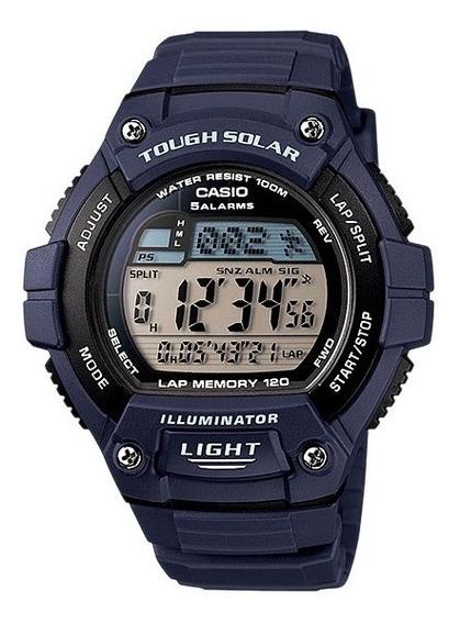 Relógio Casio Standard Masculino Tough Solar W-s220-2avdf