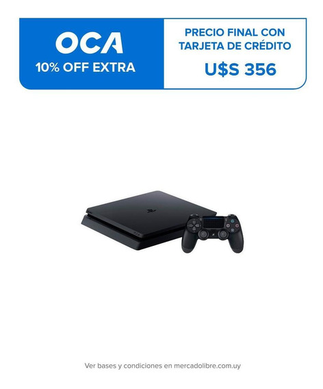 Playstation 4 Ps4 Slim Nueva 500gb En Oferta Loi