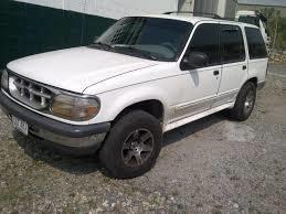 Vendo Ford Explorer Año 98 Motor Tipo Sierra Para Repuesto