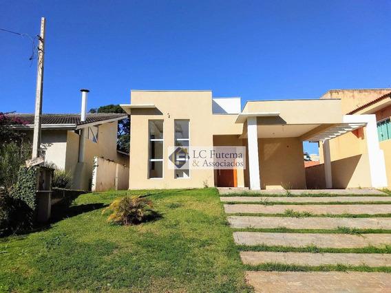 Casa Com 3 Dormitórios À Venda, 196 M² - Paysage Serein - Vargem Grande Paulista/sp - Ca0053