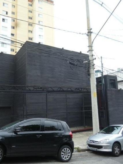 Galpão Para Alugar, 668 M² Por R$ 25.000/mês - Vila Olímpia - São Paulo/sp - Ga0298