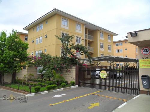 Apartamento A Venda No Bairro Campo De Santana Em Curitiba - - Ap-1359-1