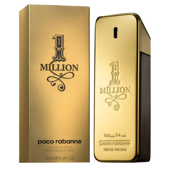 Perfume Importado 1 Million Paco Rabanne