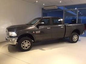 Ram 2500 Diesel 4x4 0km 2017 Linea Nueva Hoy!!!