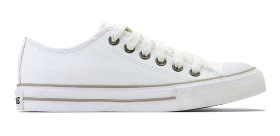 Zapatillas Moda John Foos 182a All Night White Envio Gratis