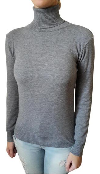 Polera De Bremer Y Lycra Sweater Mujer