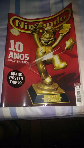 Revista Nintendo World #115 (10 Anos)