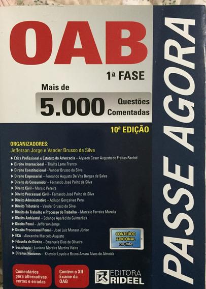 Oab 5.000 Questões Rideel 2014 Sem Uso