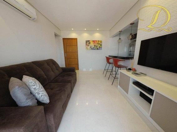 Apartamento De 2 Quartos À Venda Na Vila Guilhermina, Aceita Financiamento Bancário Ou Permuta!!! - Ap2735