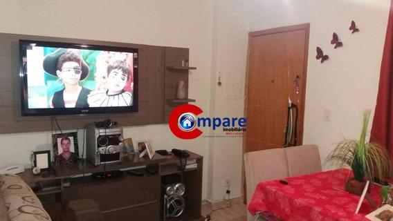 Apartamento Residencial À Venda, Jardim Tranqüilidade, Guarulhos - Ap4141. - Ap4141