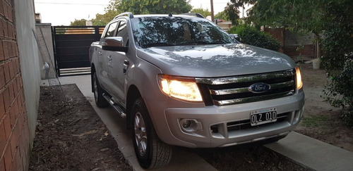 Ford Ranger Limited At 2015 4x4 Impecable!!! Permuto...
