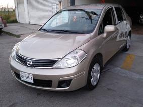 Nissan Tiida 1.8 Emotion At 2012