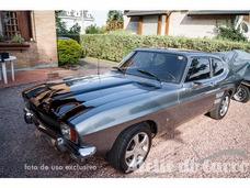 Ford Capri Gt Xlr 2.6 V6 1972 - 1º Dono - Ateliê Do Carro