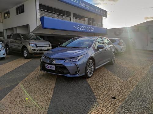 Imagem 1 de 8 de Toyota Corolla Altis Hibrido 1.8 Automático