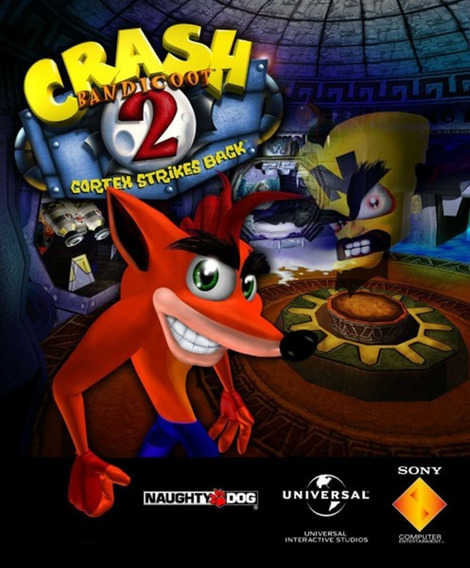 Crash Bandicoot 2 Cortex Strikes Back Pc Jogo Digital