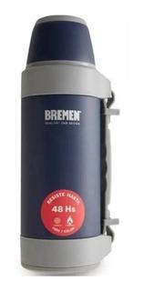 Termo Acero Inoxidable 1,2 L Resiste 48hs Bremen Brm7133