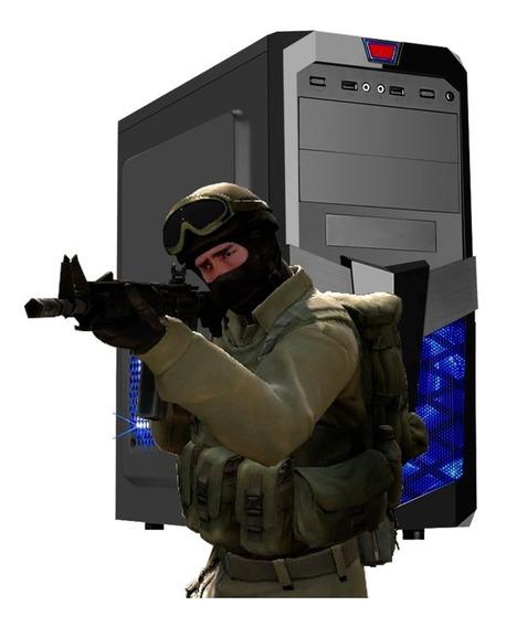 Pc Gamer Instinct Core I5 4ª, 8gb Ram, Hd 1tb, Gtx 1060 6gb.