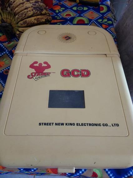 Gabinete Ps1 (psx) Jamma Street Game Gcd Com Ps1 Incluso