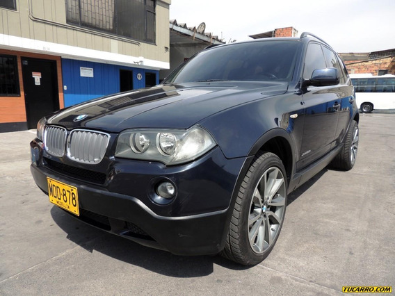 Bmw X3 2.5 X Drive At Abs Aa Ct Fe