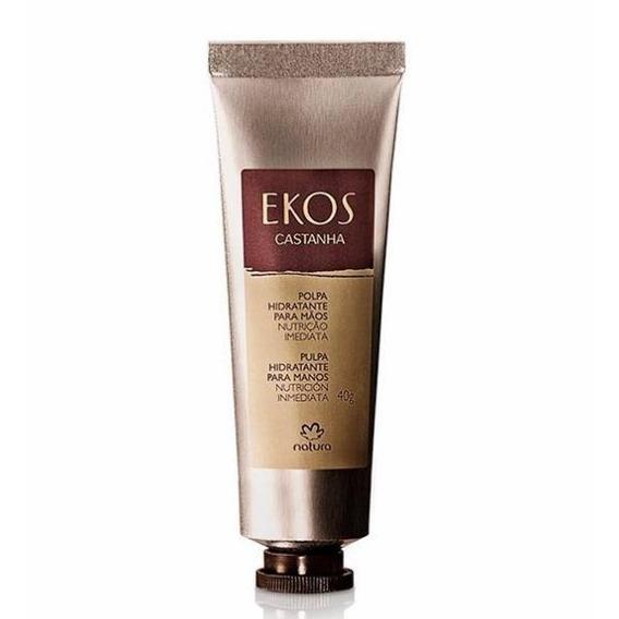 Natura Ekos - Polpa Hidratante Para As Mãos - Castanha - 40g