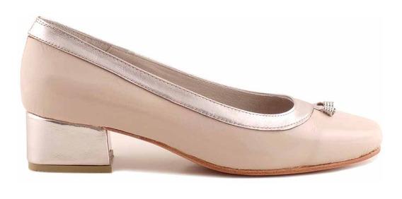 Zapatos Mujer Briganti Vestir Cuero - Mccz33010 Ch