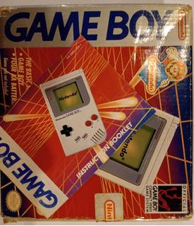 Game Boy Mas Dos Juegos