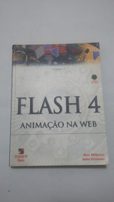 Flash 4 - Animação Criativa Para Web