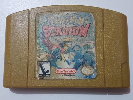 Pokemon Stadium 2 Original Para Nintendo 64