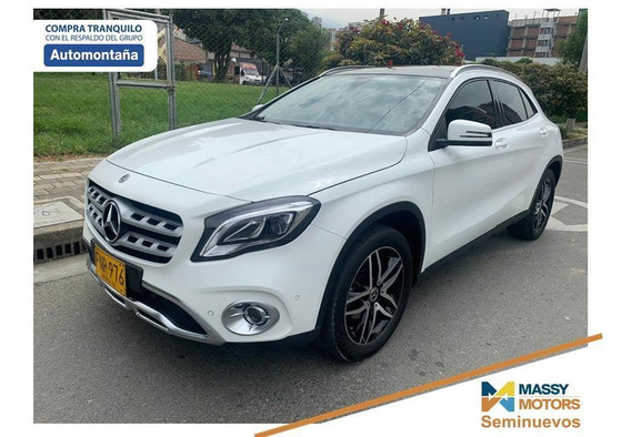 Mercedes Benz Gla200, Urban, 4x2 1.600turbo 154 Hp Aut