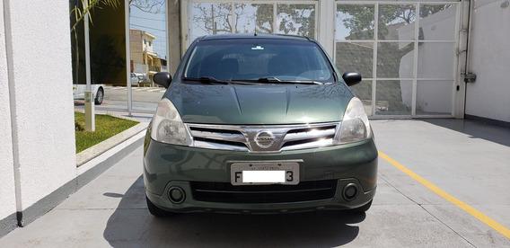 Nissan Livina 1.8s 16v Flex 4p Automático