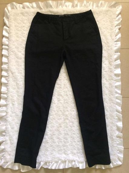 Pantalón Dama De Vestir Zara