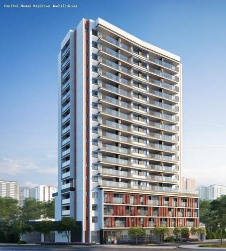 Apartamento Para Venda Em São Paulo, Mirandópolis, 2 Dormitórios, 2 Suítes, 3 Banheiros, 1 Vaga - Cap2997_1-1353481