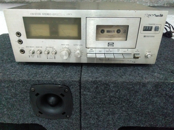 Tape Deck Gradiente Cd 3500