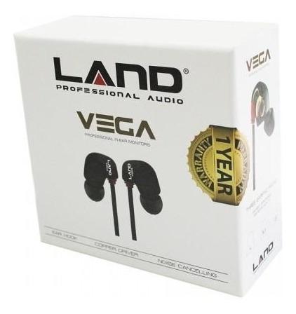Fone Land Audio Vega Professional Ultra Driver Earphone
