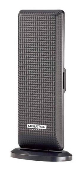 Antena Interna Carbono Digital E Analógica Mt002 Megatron