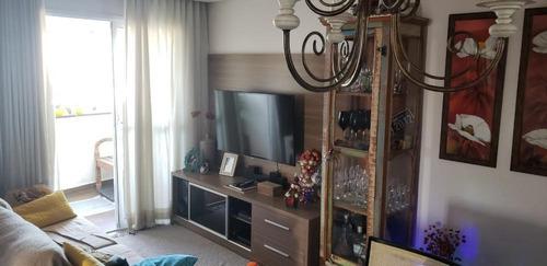 Imagem 1 de 20 de Apartamento No Bairro Vila Alpina - Santo Andre-sp - 3225