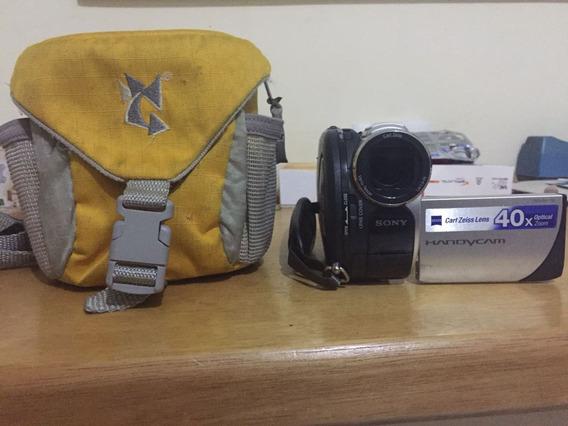 Super Promoção: Filmadora Sony Handycam Dcr-dvr 108 40x