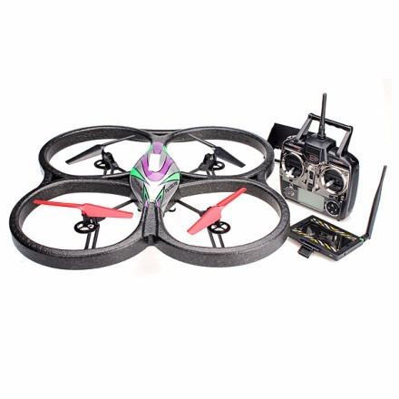 Drone Wltoys V666 Quadcopter Met Fpv Functie + Brinde Oferta