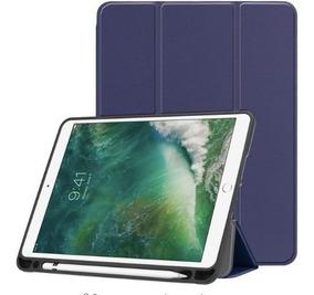 Capa Smart Case iPad Pro 10.5 Apple Com Suporte Para Pencil