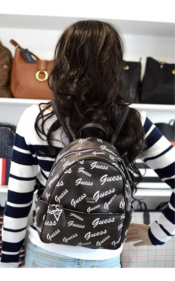Backpack Mochila Bolsa Guess Original Nueva Temporada