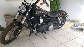 Harley Davidson Street Bob 2015