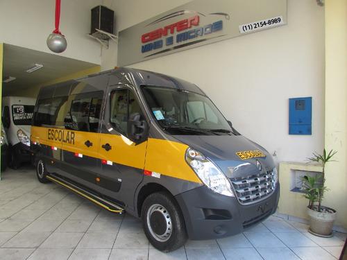 Renault Master Escolar 0km L3h2 16 Lugares