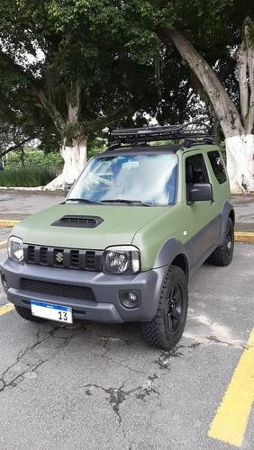 Suzuki Jimmy (o Mais Novo Do Brasil)
