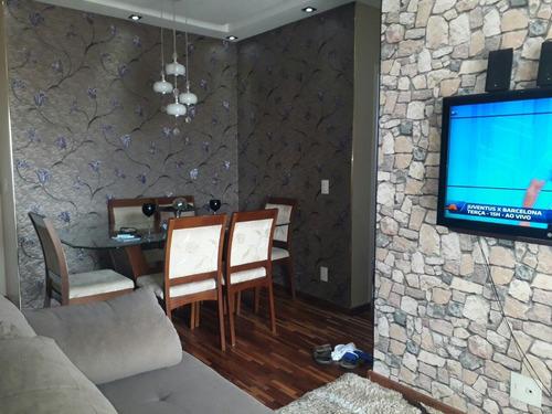 Apartamento À Venda, 53 M² Por R$ 500.000,00 - Vila Moraes - São Paulo/sp - Ap0286