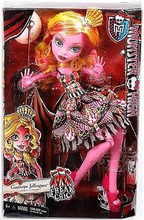 Monster High Freak Du Chic Gooliope Jellington Doll - ¡nuev