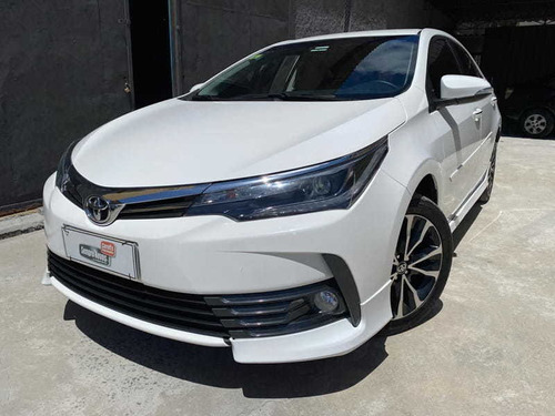 Toyota Corolla Xrs 2.0 Automático Único Dono