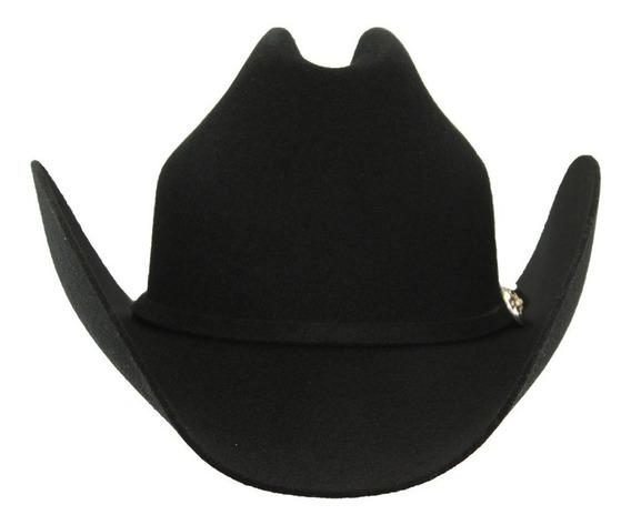 Sombrero Texana Goldstone Duranguense 100% Lana Fina