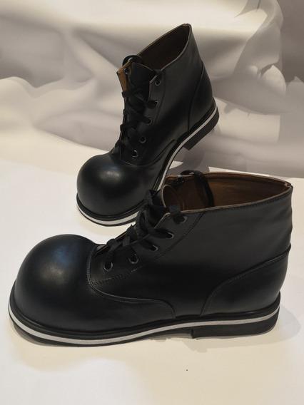 Zapatos De Payaso Cirsence Marca Carlitos
