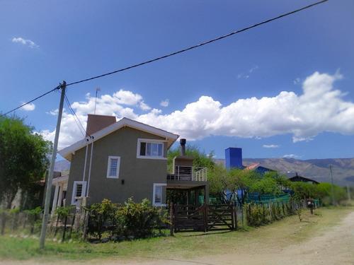 Casa  Merlo San Luis - Super Cómoda Y Bien Ubicada